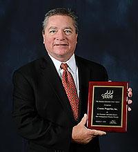 Dennis Cruse of Cousins Properties, Inc.