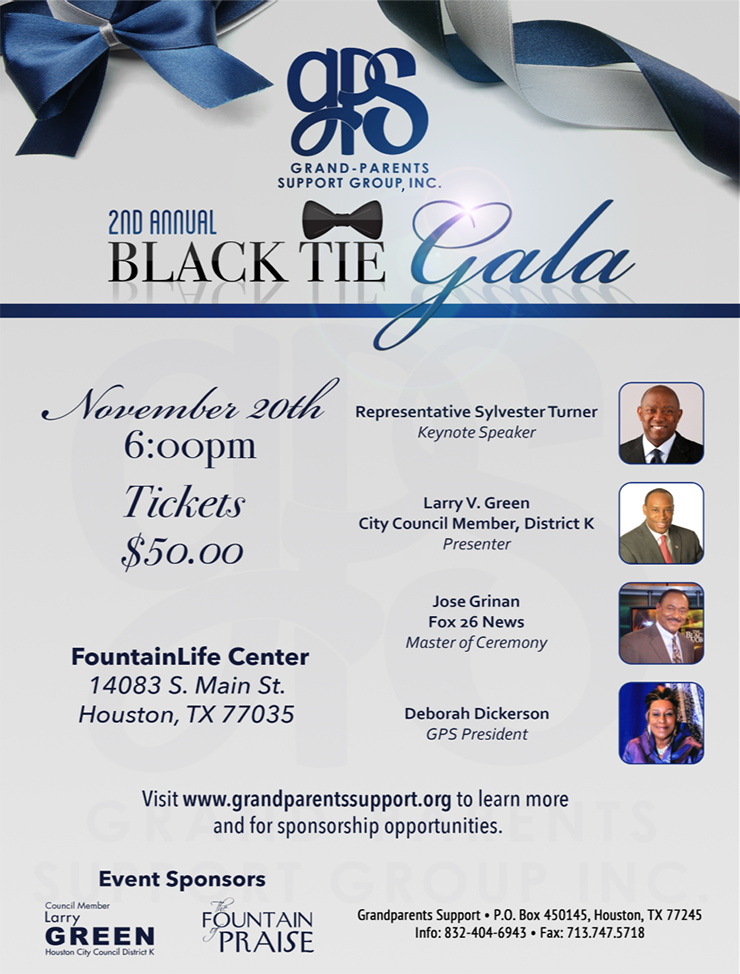 Black Tie Event Flyer Revised