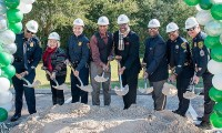 New HPD substation breaks ground in Cambridge Village Park