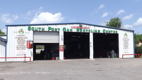 The South Post Oak Recycling Center, a Successful Part of Five Corners for 23 Years