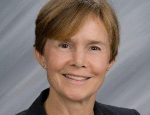 Board Member Nina Springer discusses serving and giving back