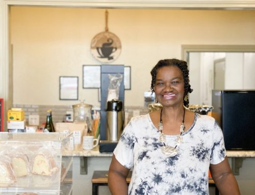 Coffee and Cake Café: Business with a Mission
