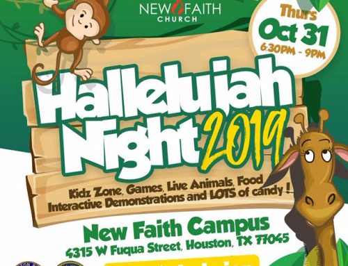 Hallelujah Night 2019, Oct. 31