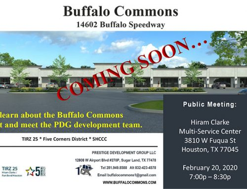 Buffalo Commons: Public Meeting, Feb. 20