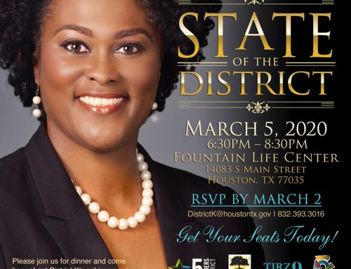 State of the District, March 5