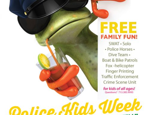 Police Kids Week, March 12