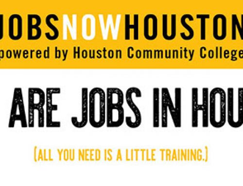 HCC launched Jobs Now Houston