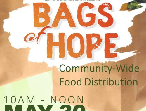 Community Wide Food Distribution