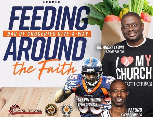 New Faith Church: Feeding Around the Faith, June 13