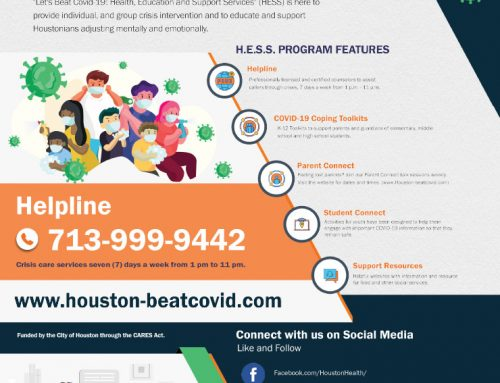 Houston Health Department: Better Together