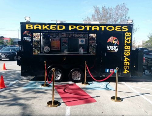 Success of the OMG Potatoes food truck remains baked in and loaded