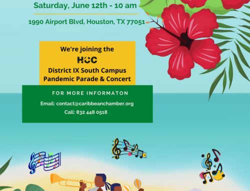 Caribbean Chamber of Commerce: Upcoming Event, June 12
