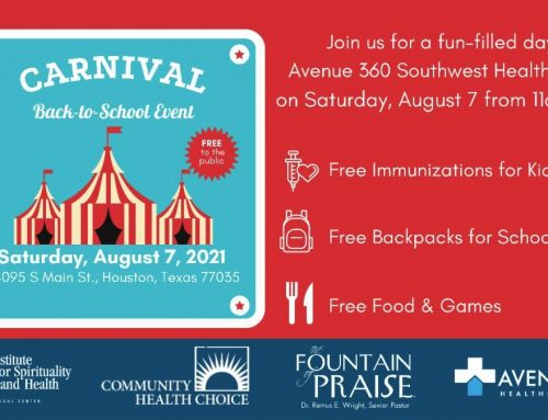 Carnival Back-to-School Event, Aug. 7